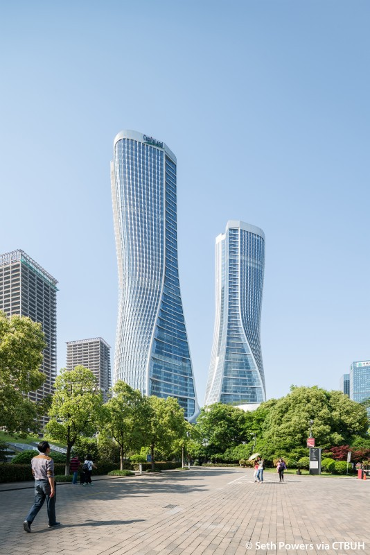 raffles city hangzhou tower 1