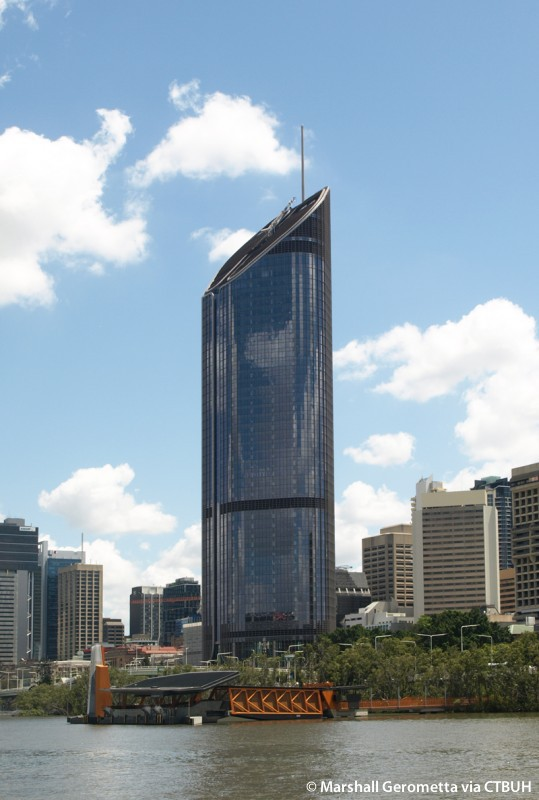 1 William Street - The Skyscra...