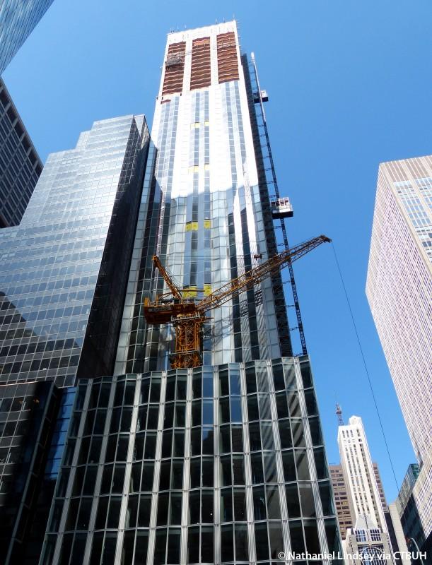 100 East 53rd Street The Skyscraper Center