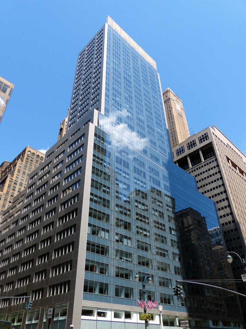 Website Owner Lookup >> 100 Park Avenue - The Skyscraper Center