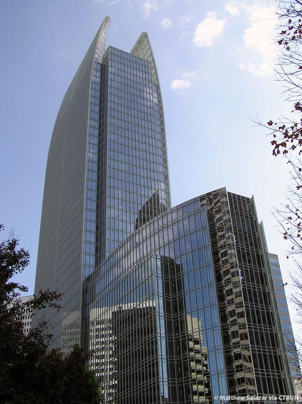 1180 Peachtree The Skyscraper Center