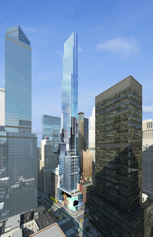 1710 Broadway The Skyscraper Center