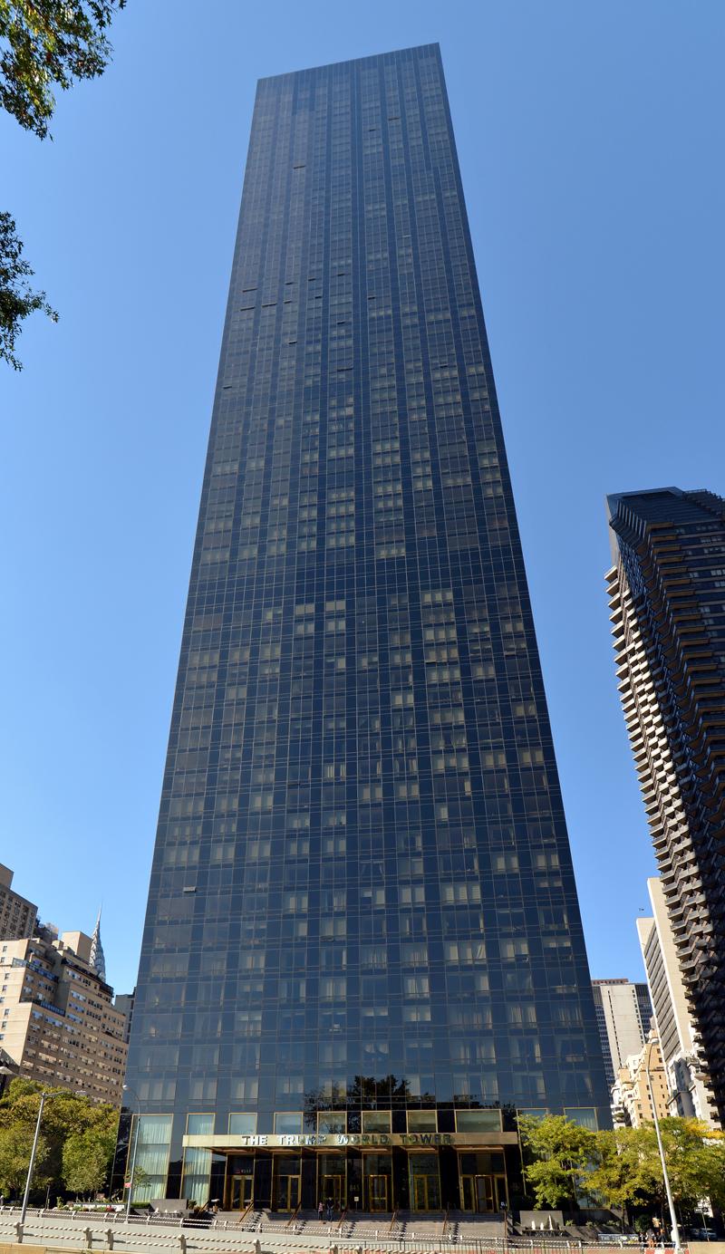 Trump World Tower - The Skyscraper Center
