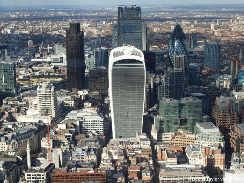 20 Fenchurch Street - The Skyscraper Center