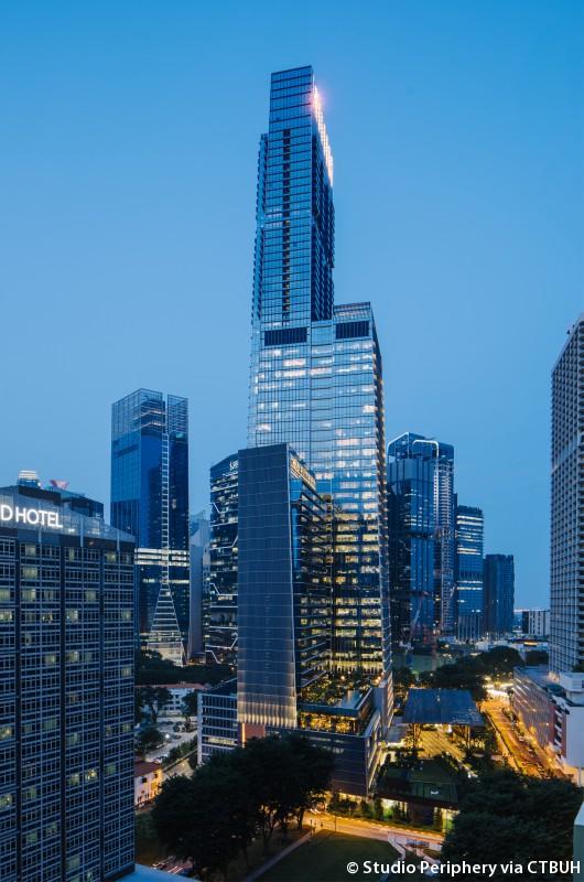 Guoco Tower The Skyscraper Center