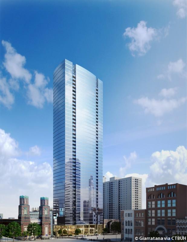 505 The Skyscraper Center