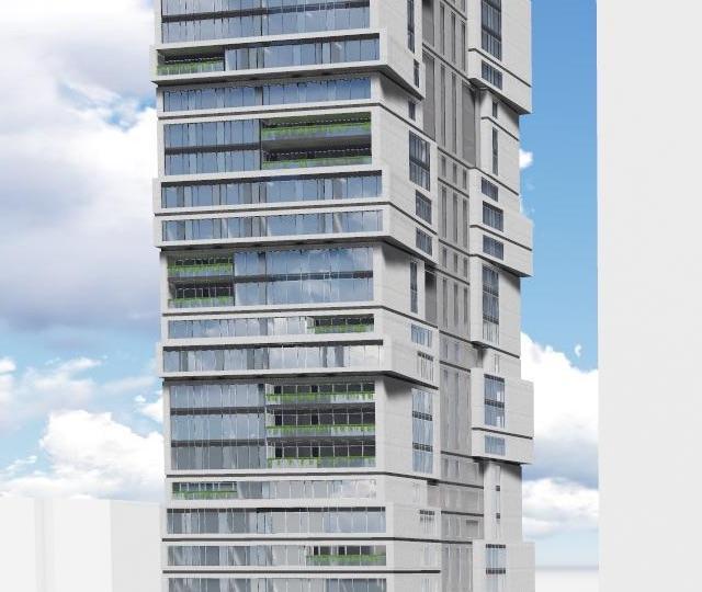 217 adelaide the skyscraper center for Terraplan landscape architects