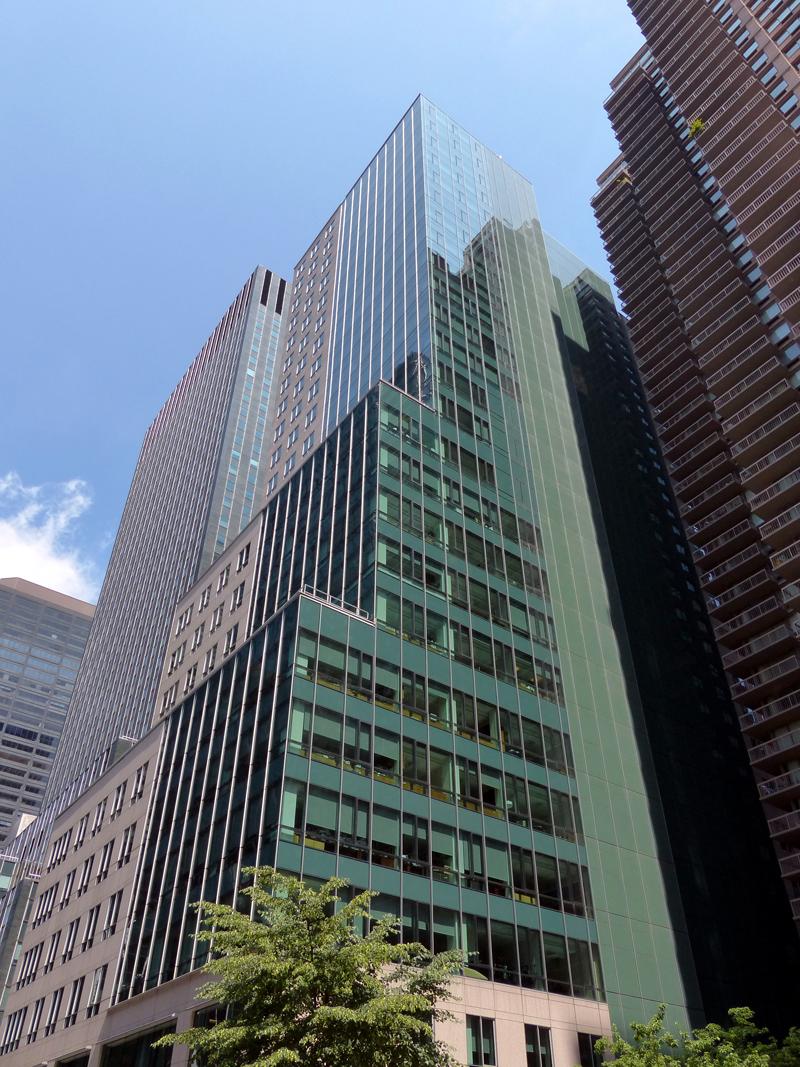 Website Owner Lookup >> 222 East 41st Street - The Skyscraper Center