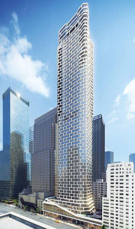 Aro The Skyscraper Center