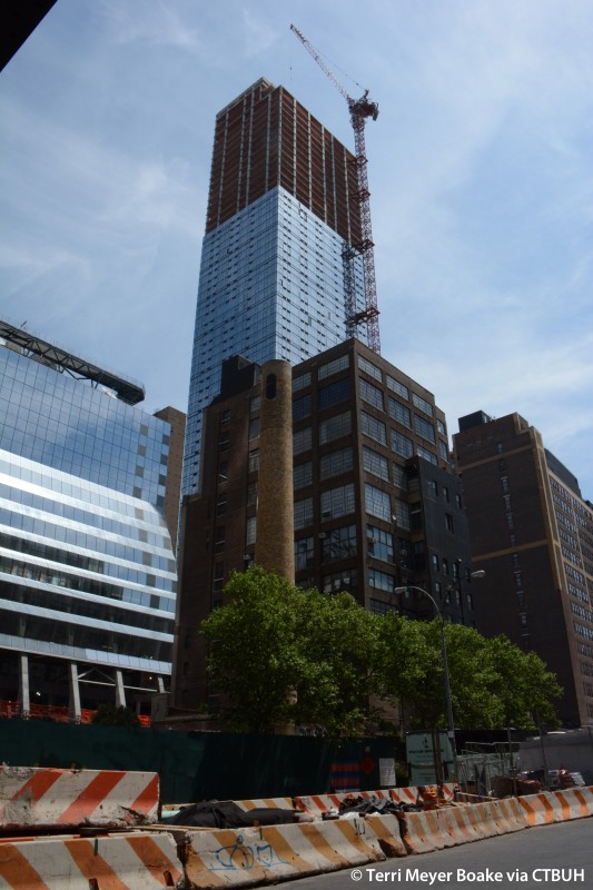 3 Manhattan West The Skyscraper Center