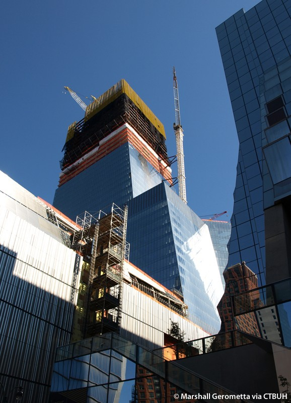 30 Hudson Yards - The Skyscraper Center