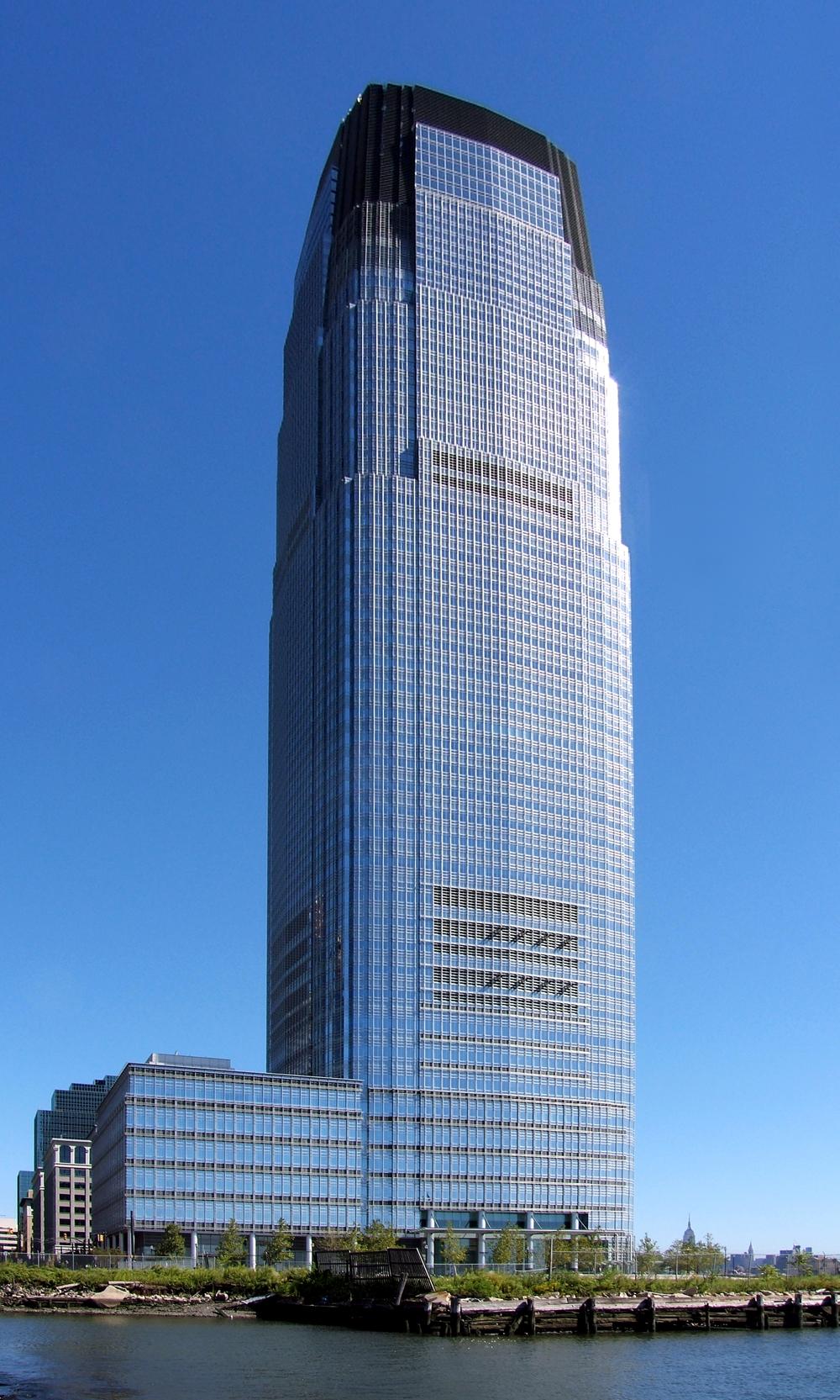 30 Hudson Street The Skyscraper Center