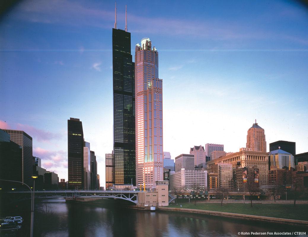 311 South Wacker Drive The Skyscraper Center