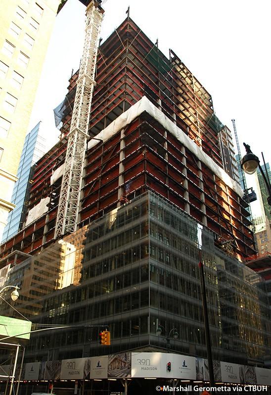 390 Madison Avenue The Skyscraper Center