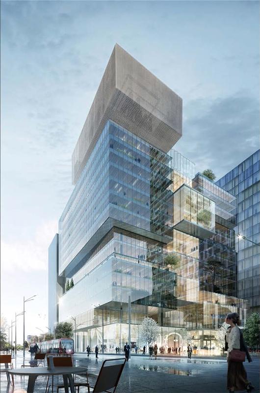 3 Parramatta Square The Skyscraper Center