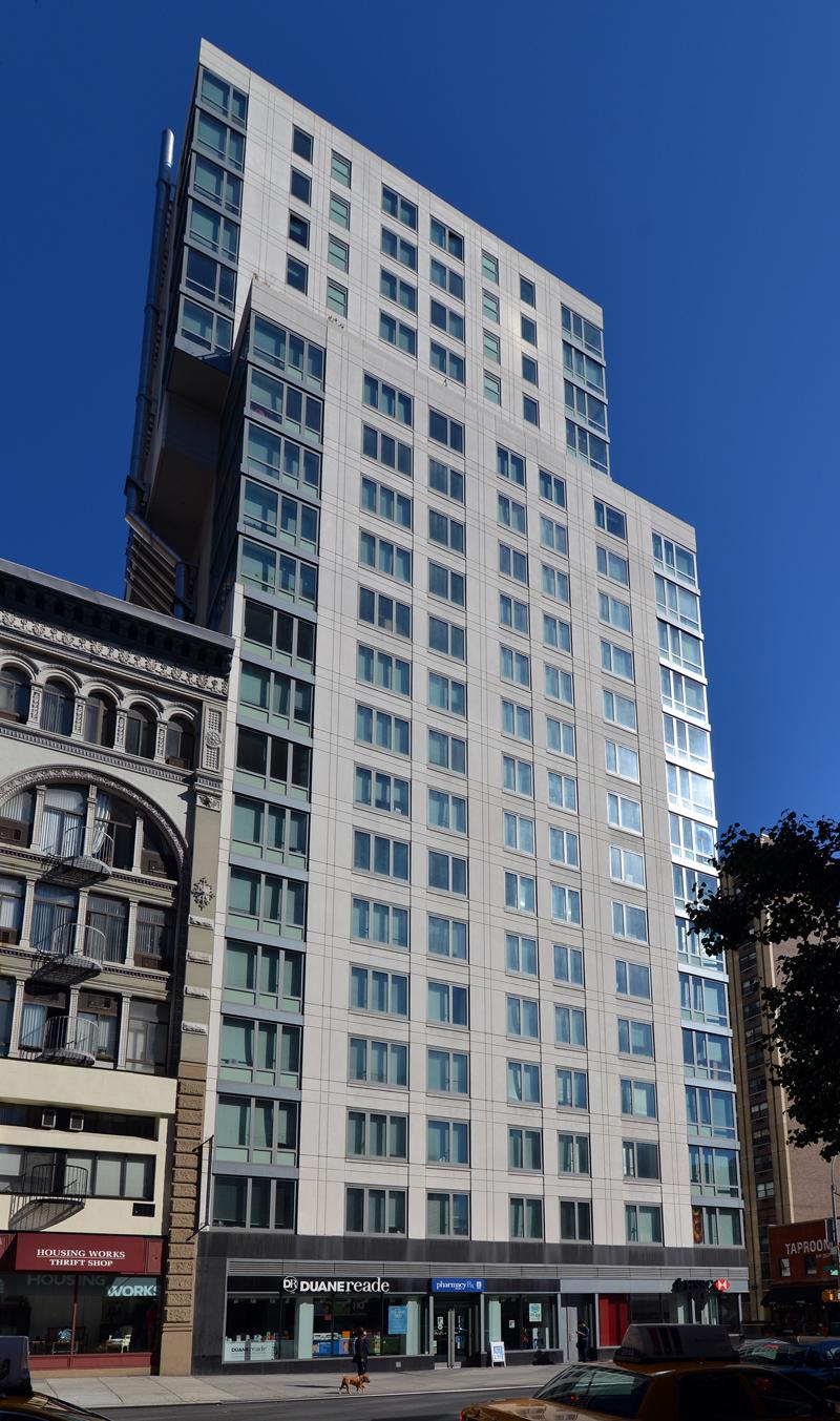 Gramercy Green - The Skyscraper Center