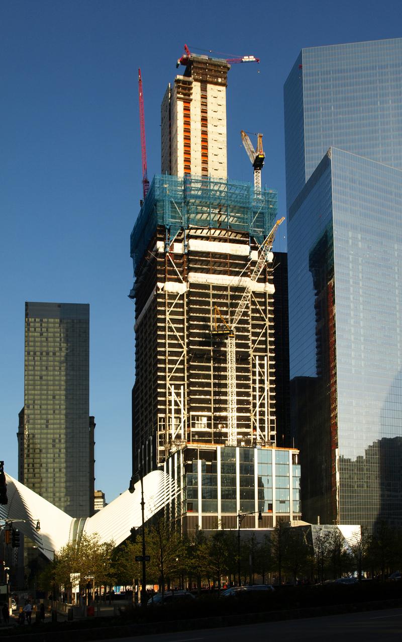 amerika world trade center