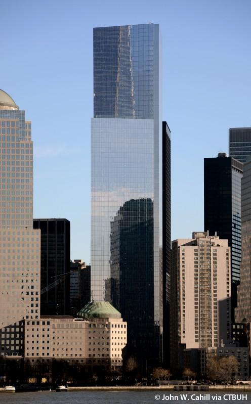 4 World Trade Center The Skyscraper Center