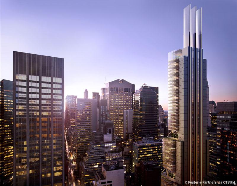 425 Park Avenue The Skyscraper Center