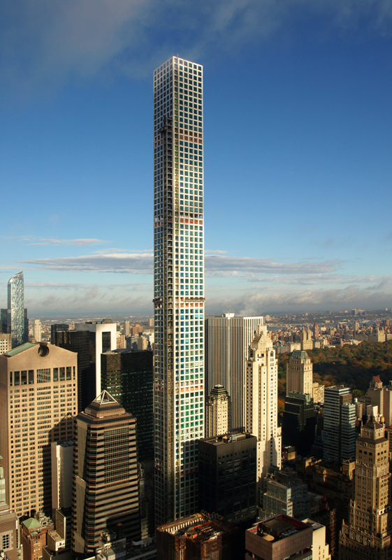 432 Park Avenue The Skyscraper Center