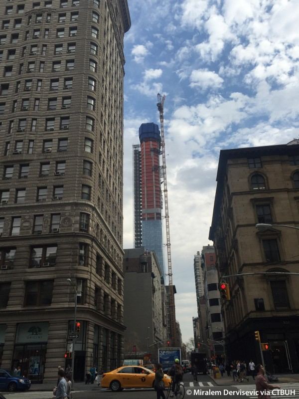 Madison Square Park Tower The Skyscraper Center