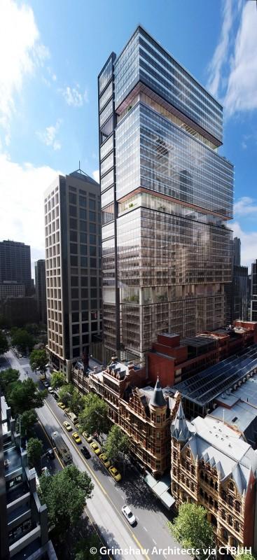 477 Collins Street - The Skyscraper Center