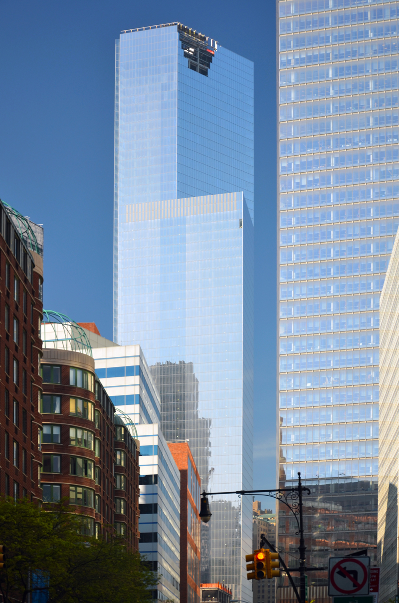What Type Of Building Construction Was The World Trade Center