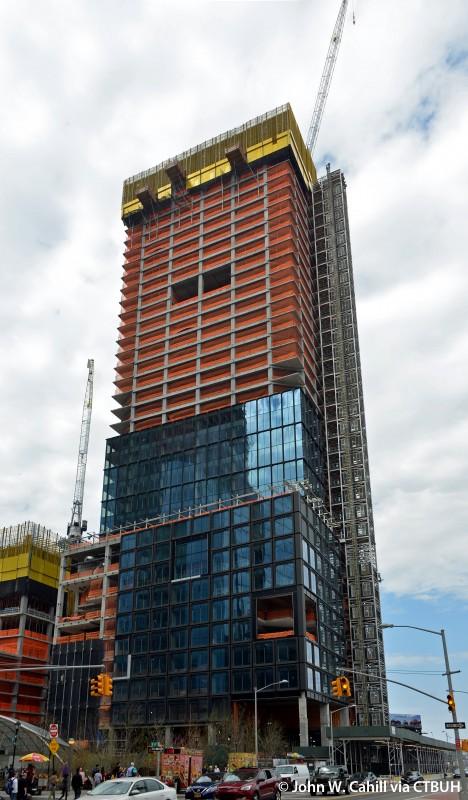 55 Hudson Yards The Skyscraper Center