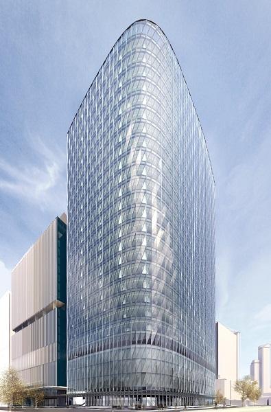 Collins Square Tower 5 The Skyscraper Center