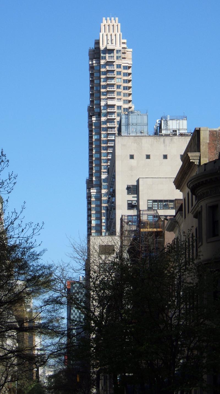 Trump palace the skyscraper center - 623 east 68th street ...