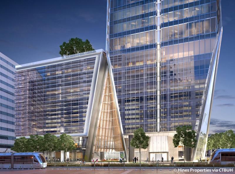 609 Main At Texas The Skyscraper Center