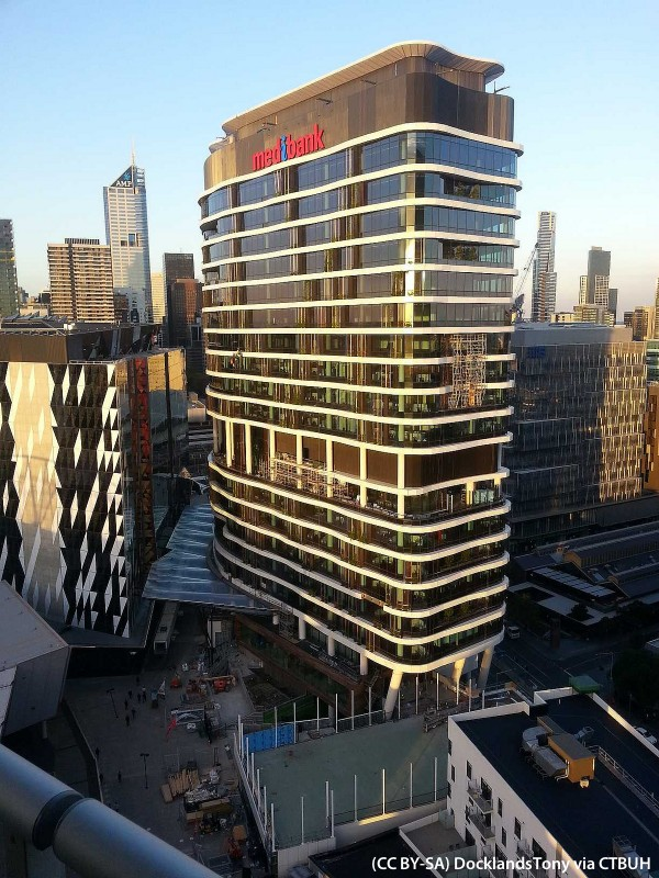 Medibank Place / 720 Bourke Street
