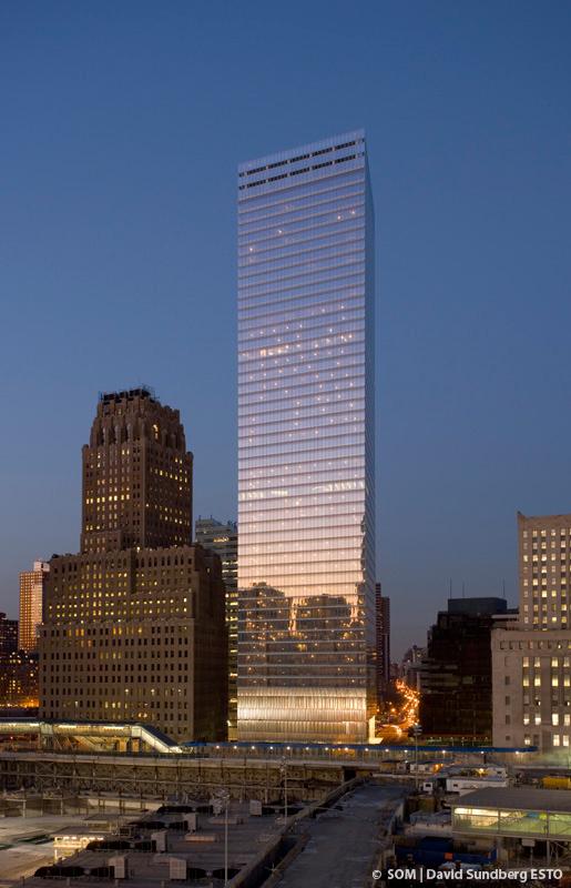 7 World Trade Center The Skyscraper Center