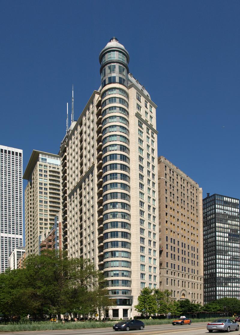 840 North Lake Shore Drive The Skyscraper Center