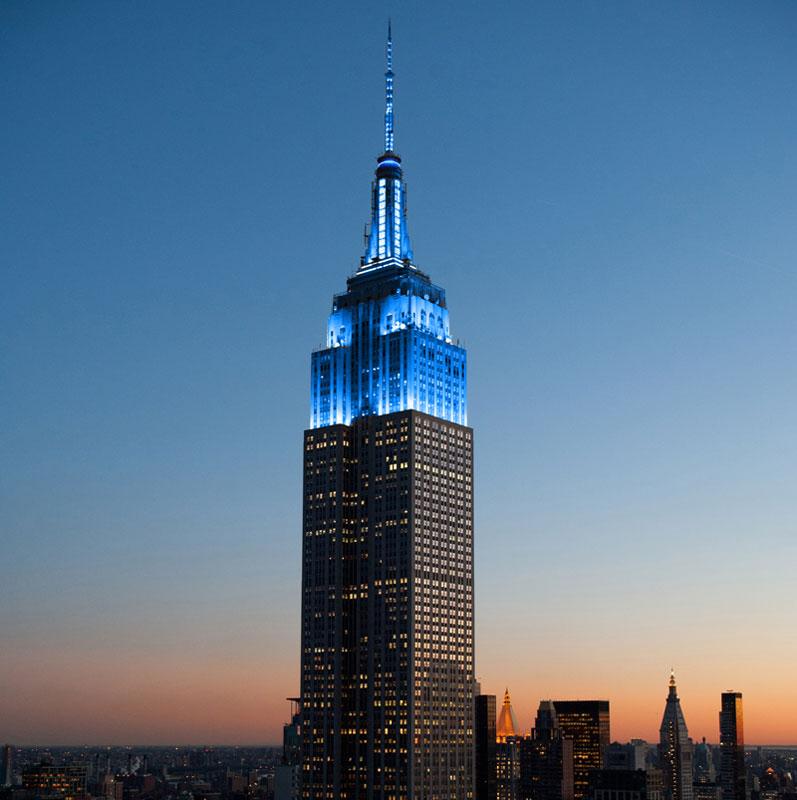 Empire State Building The Skyscraper Center