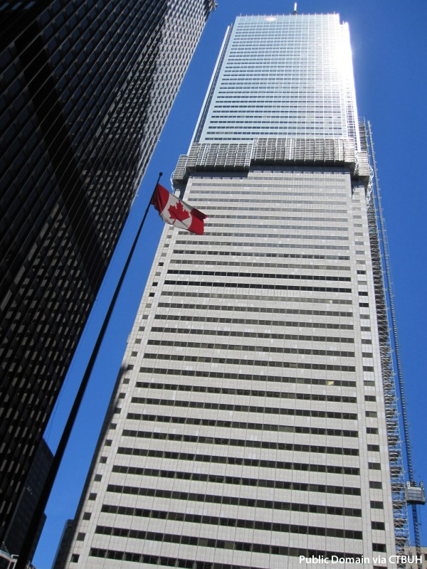 First Canadian Place The Skyscraper Center