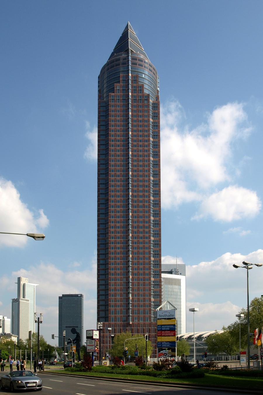 Messeturm The Skyscraper Center