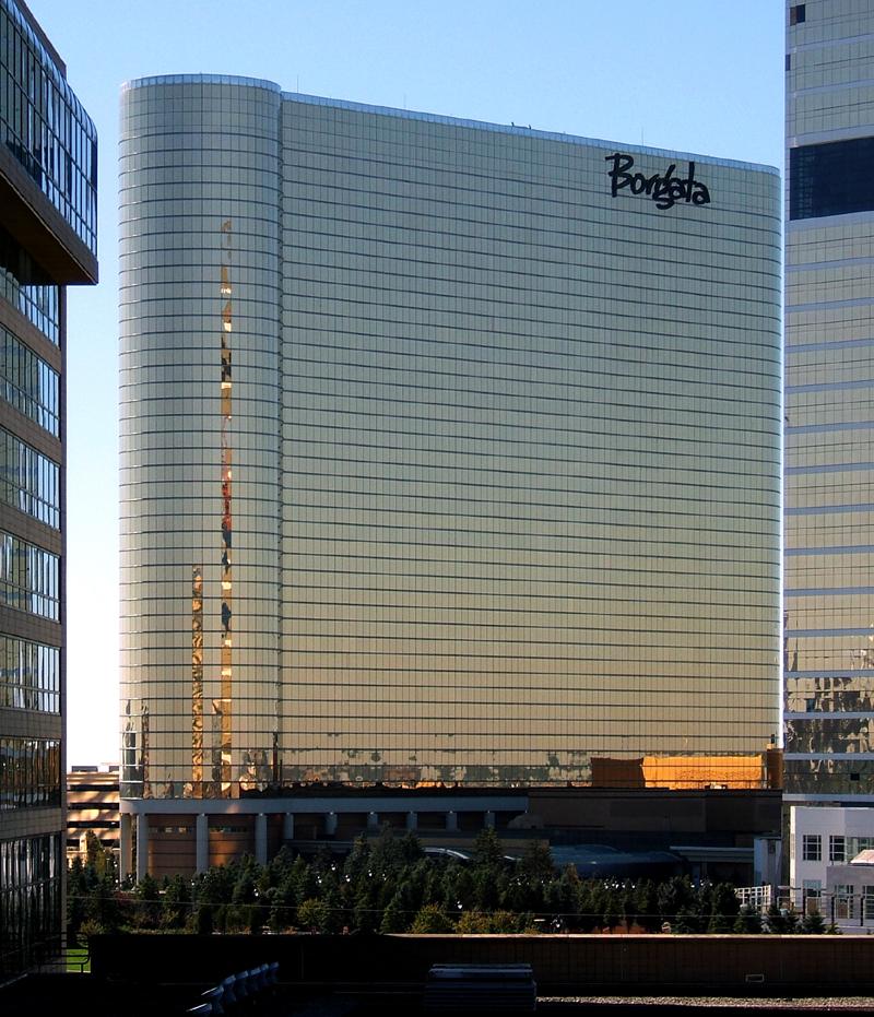 Borgata Hotel Atlantic City Address