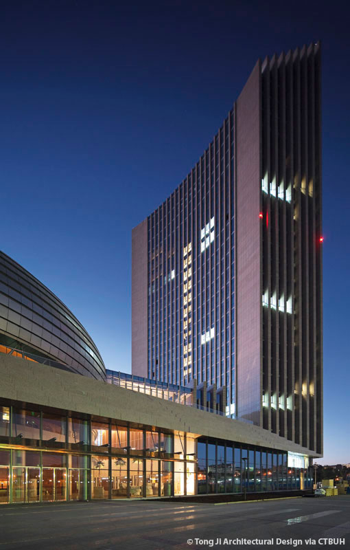 African Union Headquarters - The Skyscraper Center