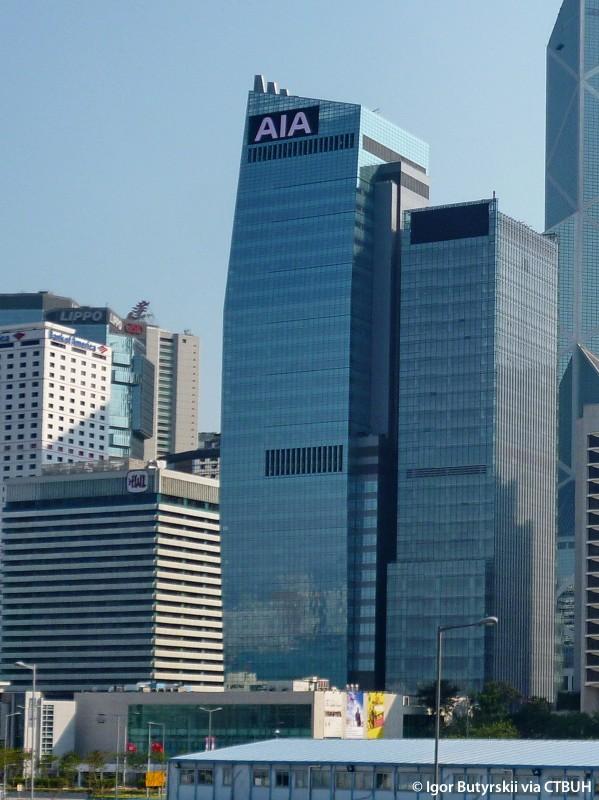 Aia Central The Skyscraper Center