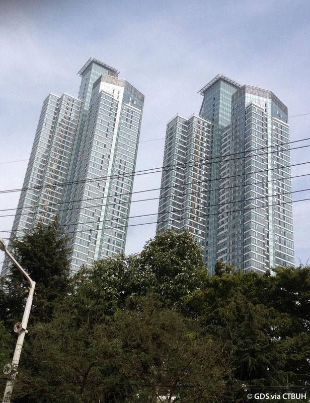 Haeundae Hillside We've Tower 202 - The Skyscraper Center