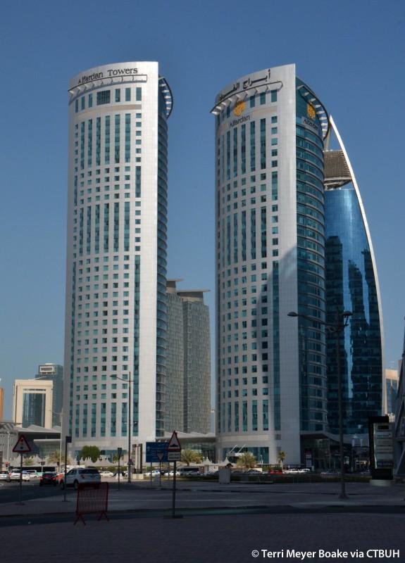 Al Fardan Tower 1 The Skyscraper Center