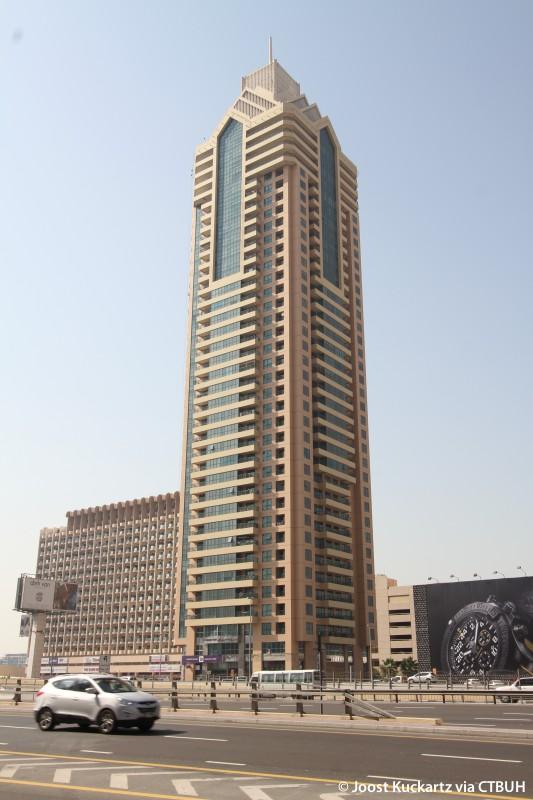 Al Kharbash Tower - The Skyscraper Center