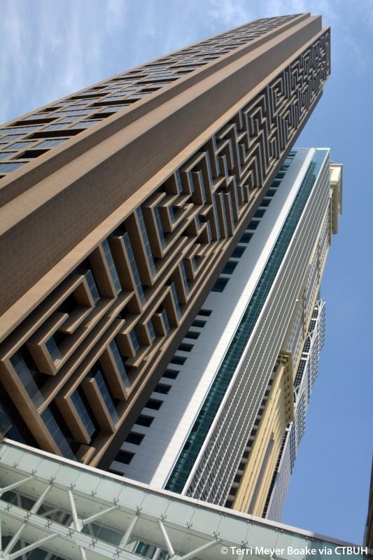 Al Rostamani Maze Tower - The Skyscraper Center