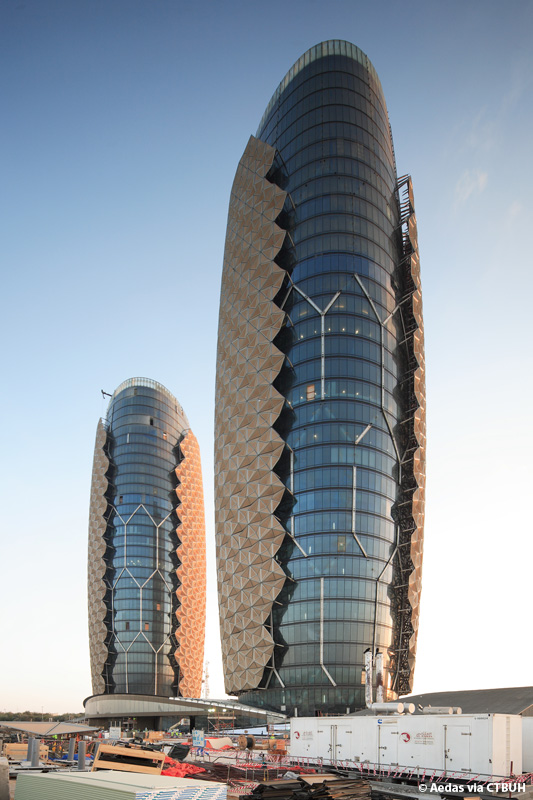 Al Bahar Tower 1