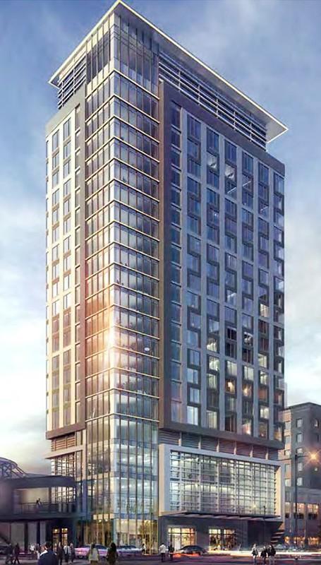 Hotel Alessandra - The Skyscraper Center