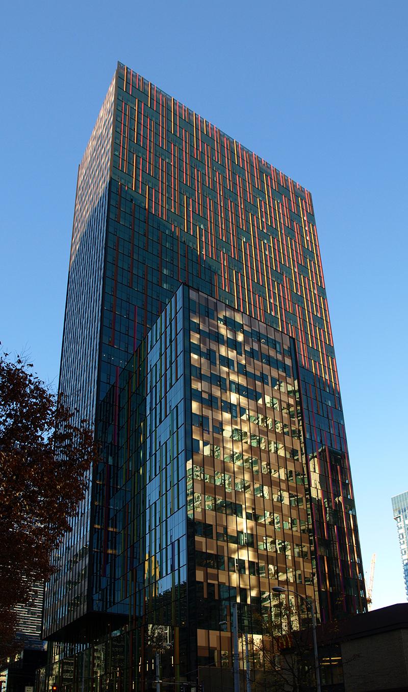 Amazon Tower I The Skyscraper Center