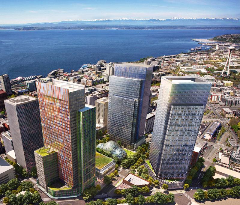 Amazon Tower I - The Skyscraper Center