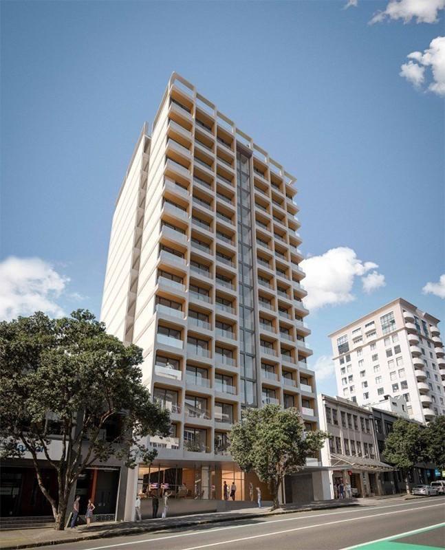 Connect Anzac Avenue Apartments