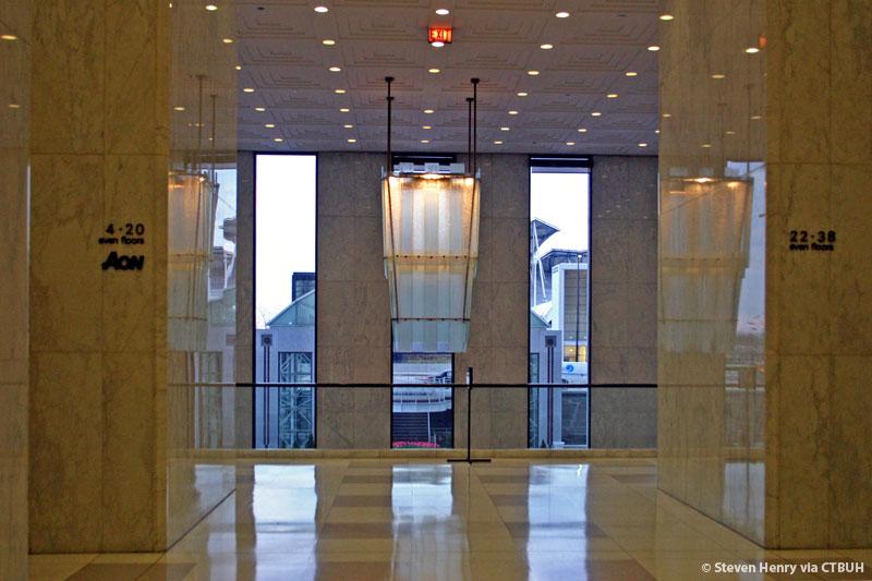 Aon Center The Skyscraper Center